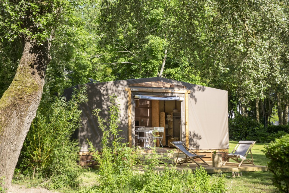 camping Chateau de la Loire