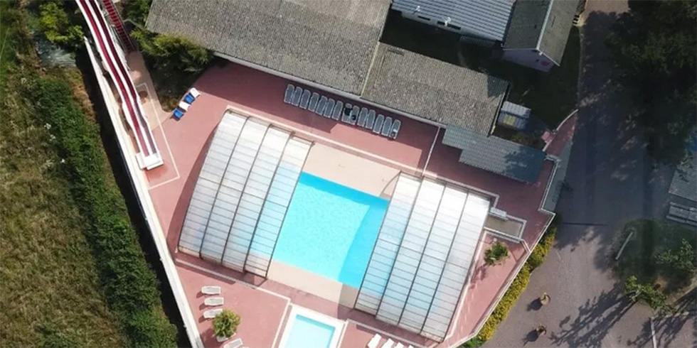 camping piscine normandie
